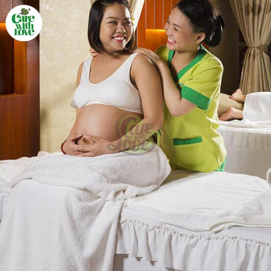 Massage bầu Thư Giãn, Giảm đau nhức
