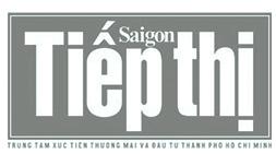 Logo báo Sài gòn tiếp thị