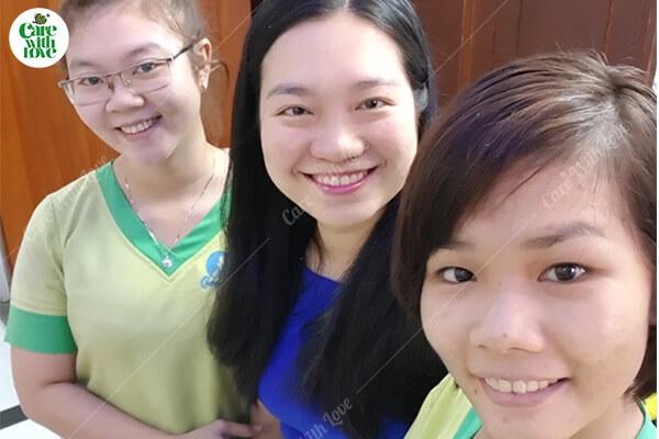 Chị Cẩm Tú – Quận Bình Tân