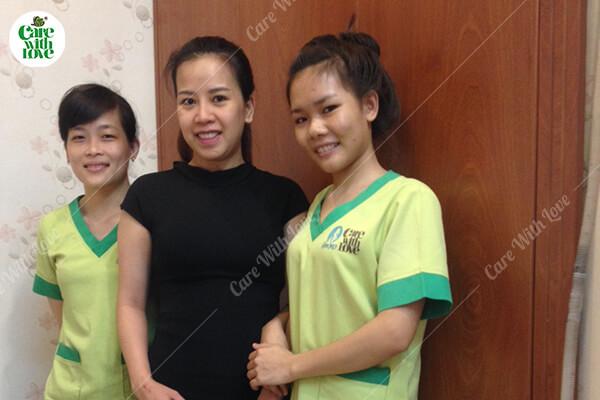 Chị Diễm Chi – Quận Phú Nhuận