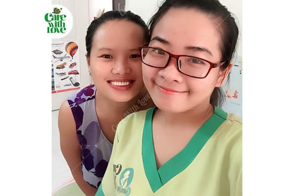 Chị Hồng Thi – Quận Tân Phú