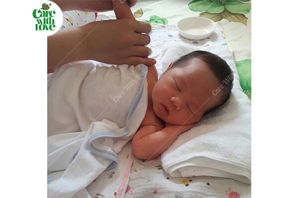 Chị Mai Hương – Quận Bình Chánh