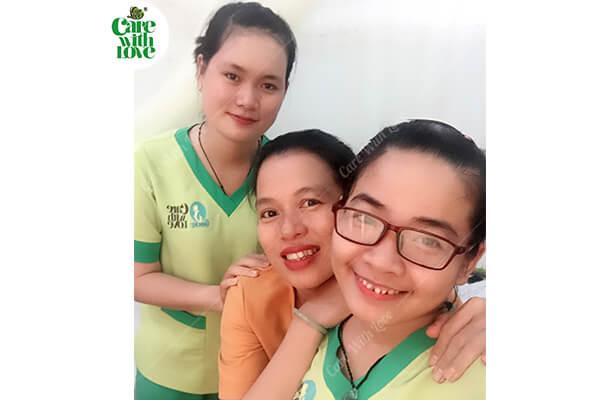 Chị Bích Hạnh – Quận Gò Vấp