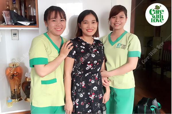 Chị Nguyễn Thị Nguyên – Quận 6