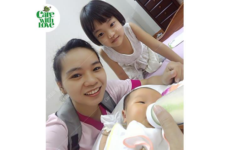 Chị Đào Thị Thanh – Quận Gò Vấp