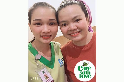Chị Thanh Nhàn – Quận 9