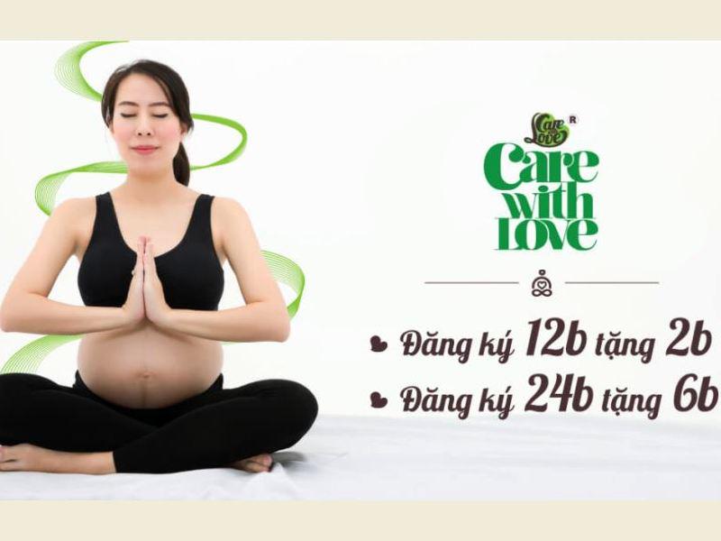 Địa chỉ đăng ký học Yoga cho bà bầu uy tín tại Bình Thạnh