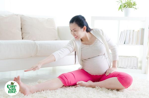 Một số bài tập Yoga cho bầu qua từng giai đoạn tam cá nguyệt