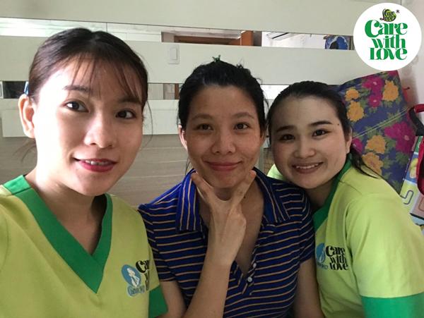Chị Quỳnh Anh – Quận 2
