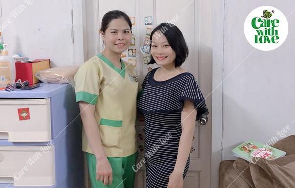 Chị Thiện – Quận Tân Phú