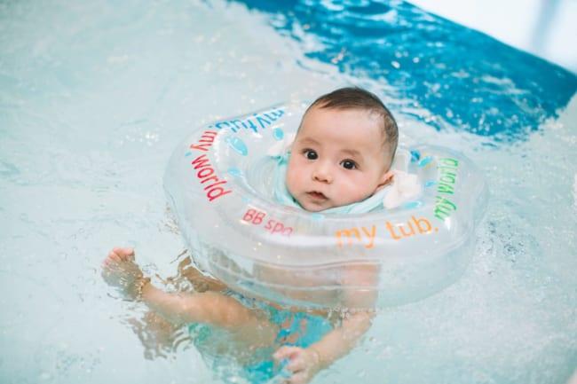 Bể bơi thủy liệu an toàn và đạt chuẩn