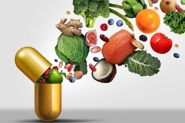 Vitamin cho bà bầu có chứa đầy đủ các dưỡng chất cần thiết