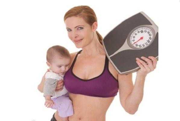 Các bài tập giảm cân sau sinh  hiệu quả tại nhà cho các mẹ sinh mổ