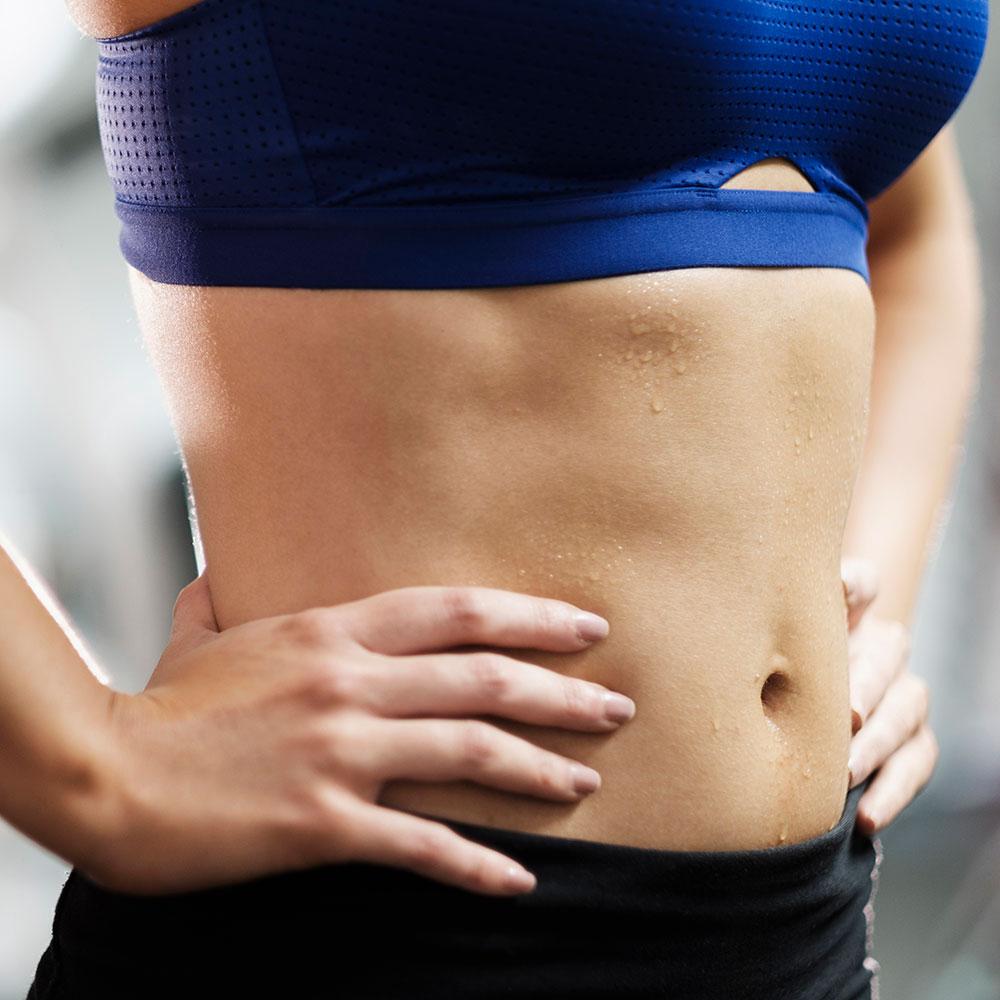 Kế hoạch giảm mỡ bụng sau sinh 5 tháng