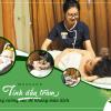 Massage bằng tinh dầu tràm: Liệu pháp tăng sức khỏe cho mẹ