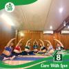 Care With Love mang đến cho mẹ lợi ích toàn diện của yoga bầu