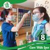 Care With Love - Spa chất lượng chuẩn Y tế trong mùa dịch Corona