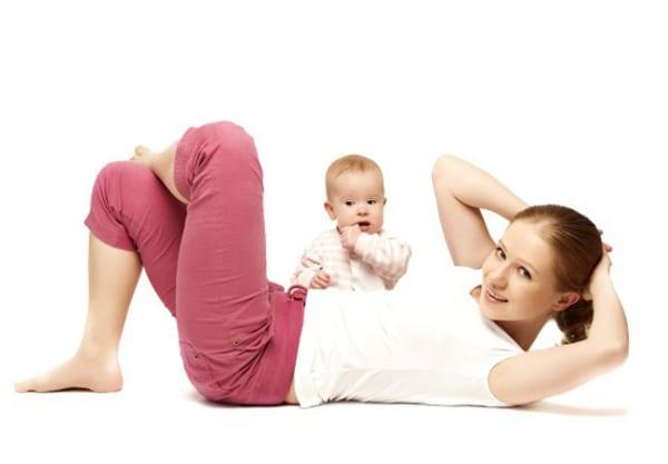 Yoga sau sinh cho mẹ – những lợi ích cần biết