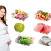 """""""Nhận dạng"""" các loại thực phẩm tốt cho bà bầu theo từng giai đoạn"""