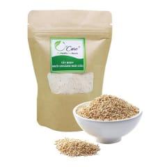 tẩy body muối khoáng ngũ cốc